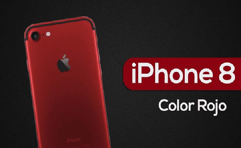 iphone 8 màu đỏ