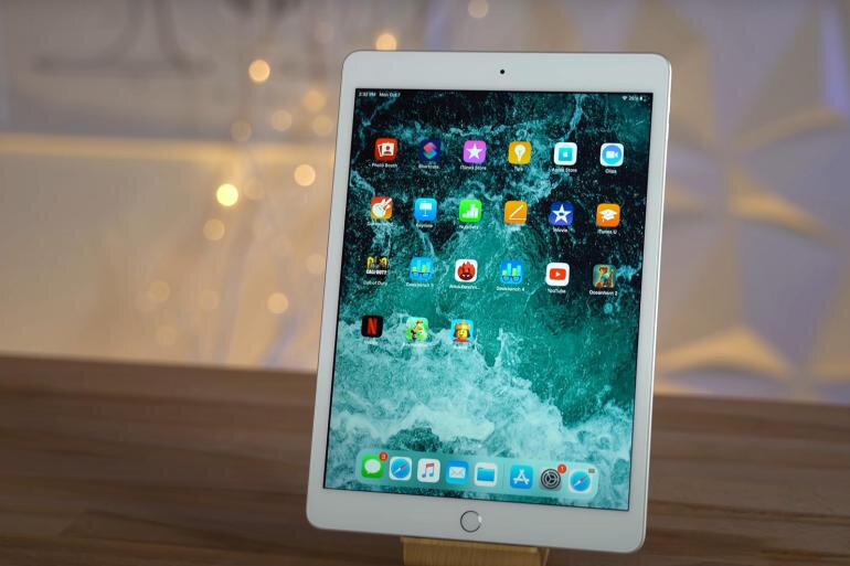 iPad 8 có lắp được sim không?