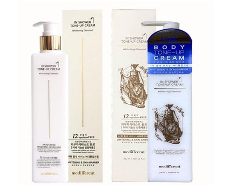 Medifferent In Shower Tone Up Cream