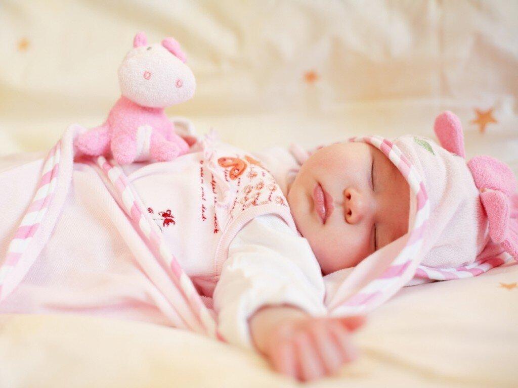 Chọn miếng lót vừa phải để giúp bé có giấc ngủ ngon hơn