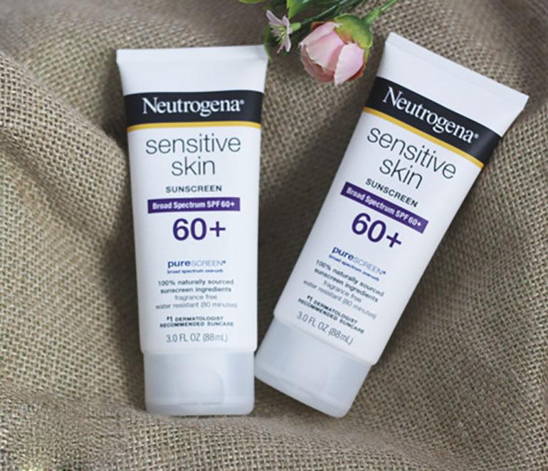 Kem chống nắng Neutrogena công dụng