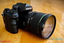 Đánh giá máy ảnh DSLR cao cấp Pentax K-1
