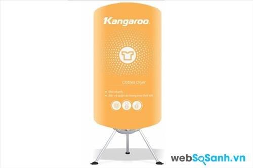 Máy sấy quần áo Kangaroo KG308