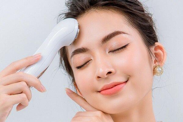 máy massage mặt