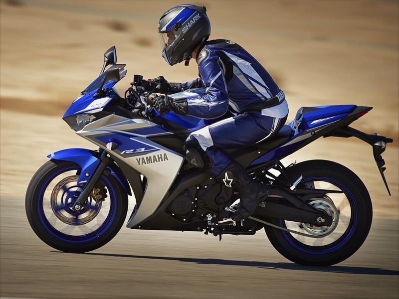Yamaha R3 mang vẻ đẹp dũng mãnh và thời thượng