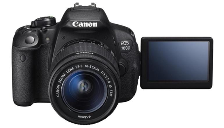 máy ảnh canon 700d