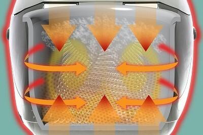Nguyên lý hoạt động của mâm nhiệt trên nồi cơm điện