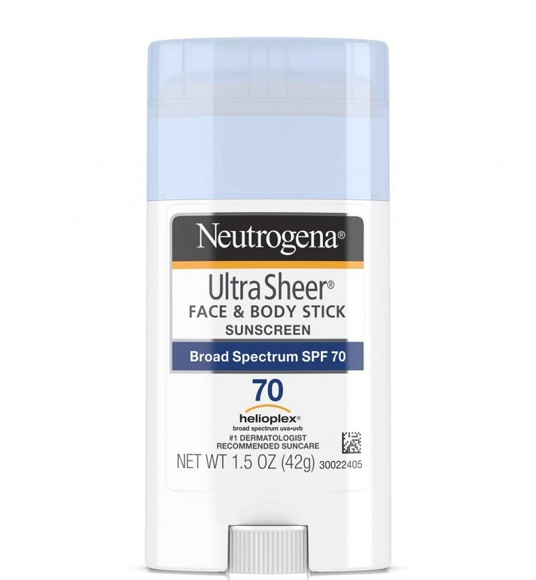 Kem chống nắng dạng lăn Neutrogena ultra sheer