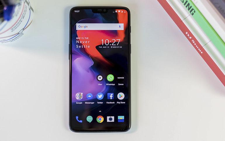 Điện thoạiOnePlus 6 có hiệu năng sử dụng mạnh mẽ, thiết kế đẹp mắt, cho tốc độ xử lý vạn hành ổn định