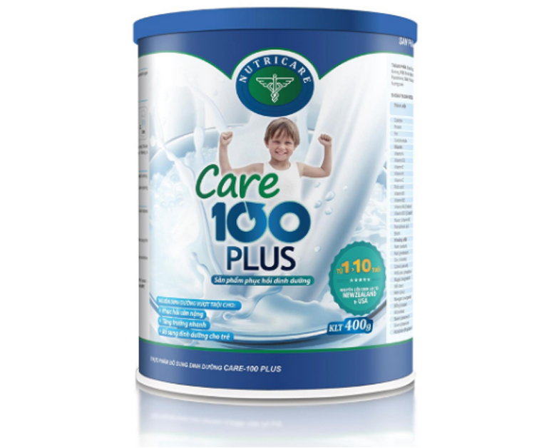 Sữa bột Care 100 Plus