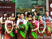 Địa chỉ cửa hàng BÁC TÔM tại Hà Nội