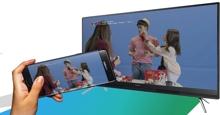 Sử dụng tính năng chiếu màn hình điện thoại lên tivi
