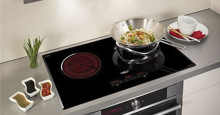 Bếp hồng ngoại Sunhouse, Sanaky và Junger – Nên chọn mua bếp hồng ngoại nào ?