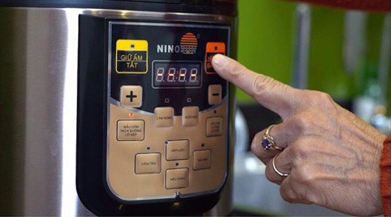 Nồi cơm điện tách đường NinoSun