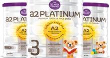Sữa bột A2 Platinum có những loại nào?