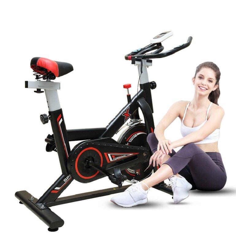 Xe đạp tập thể dục trong nhà