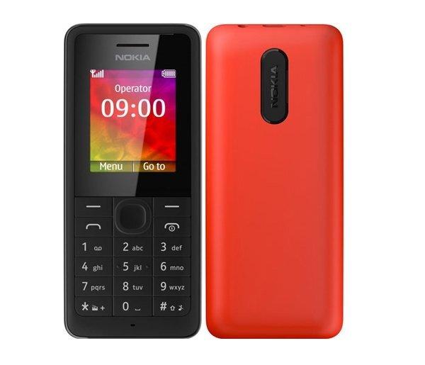 Điện thoại Nokia 106 - 2 sim