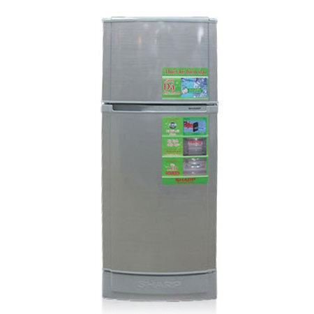 Tủ lạnh Sharp SJ-168SSL (SJ-168S-SL / SJ168SSL) - 165 Lít, 2 cửa