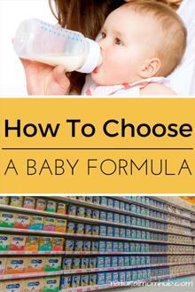 5 yếu tố cần quan tâm khi lựa chọn sữa công thức cho trẻ sơ sinh