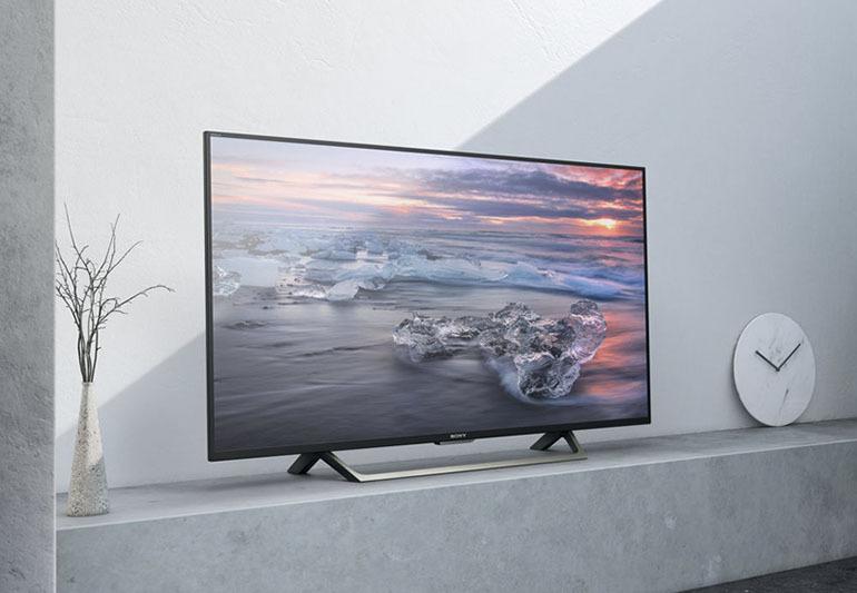 Top 3 smart tivi màn hình lớn hút khách trong năm 2018