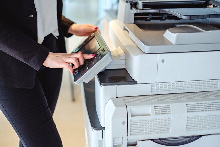Máy photocopy văn phòng đã qua sử dụng có nhiều lựa chọn hơn.