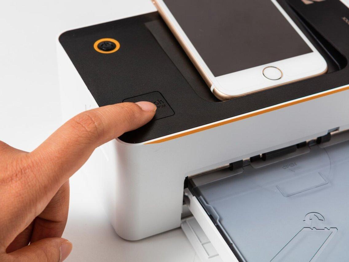 Các loại mát in không dây dành cho điện thoại hiện nay với thiết kế nhỏ gọn