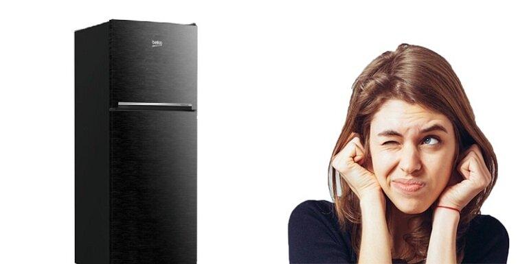 Tủ lạnh Beko kêu to