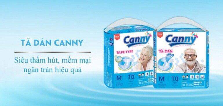 Review tất tần tật về tã bỉm dành cho người lớn Canny, có nên mua tã Canny cho người thân sử dụng không?