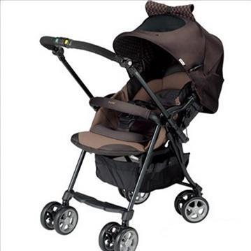 Xe đẩy trẻ em Combi Diaclasse Auto4cas 500
