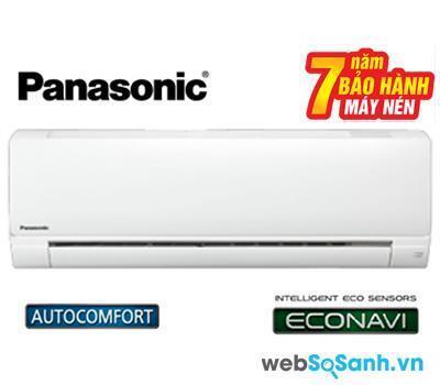 Điều hòa Panasonic CU/CS-TS12PKH-8