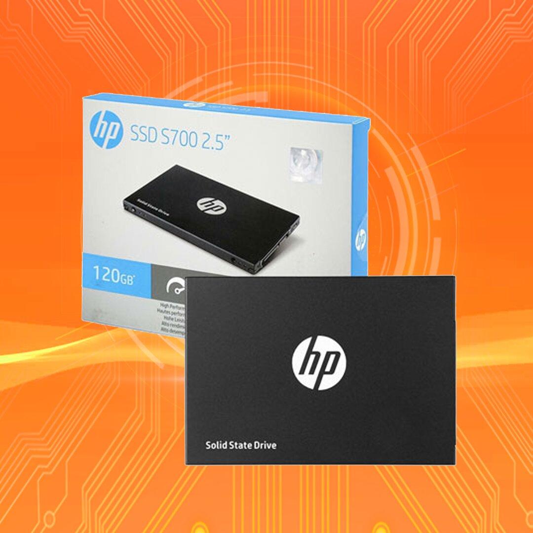 "Ổ cứng SSD 1TB HP S700 Pro 2.5 "" SATA III 3D NAND"