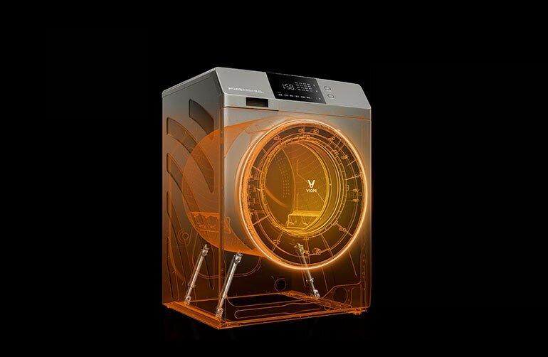 Máy giặt Xiaomi Yunmi EXO WD8S