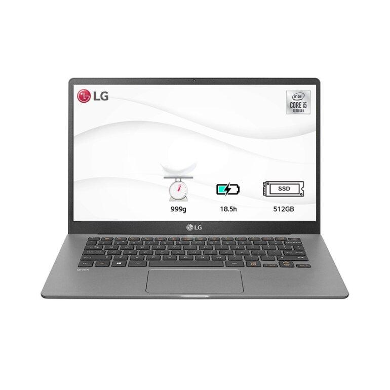 Laptop LG Gram 14ZD90N-V.AX55A5 chưa tới 1kg