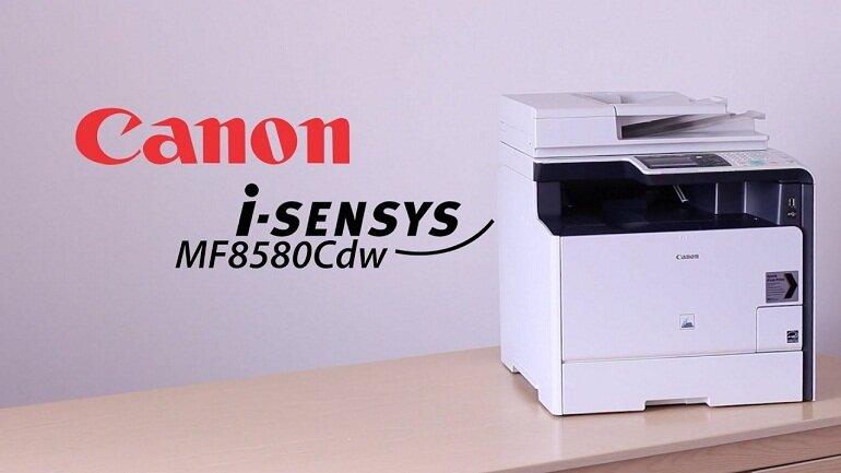 Máy in Canon Color imageClass MF8580Cdw