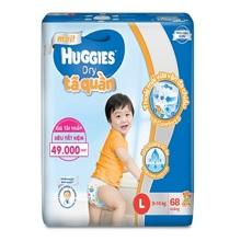 Bảng giá tã quần Huggies mới nhất (11/2017)