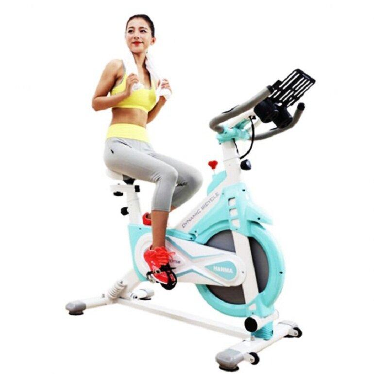 Xe đạp tập thể dục Air Bike có yên