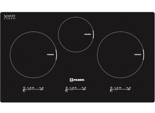 bếp từ 3 vùng nấu faber FB-3INS