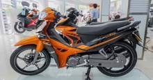 Giá xe máy Yamaha Sirius mới nhất 2018 bao nhiêu tiền?