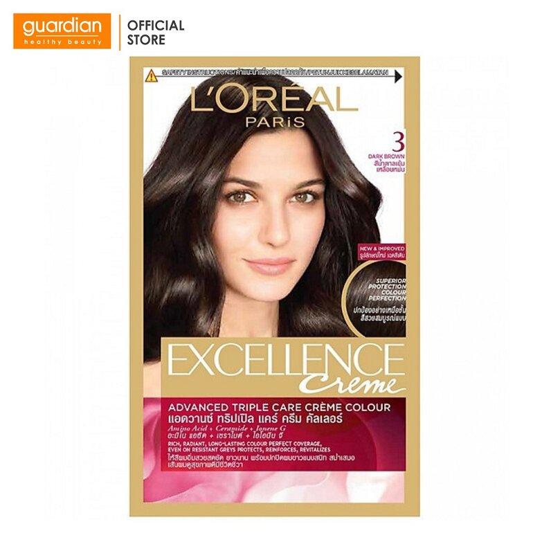 Thuốc nhuộm tóc Loreal Excellence Crème