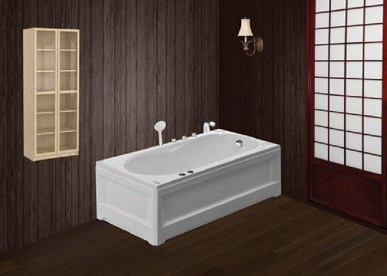 Bồn tắm nằm giá rẻ Euroca EU1-1270