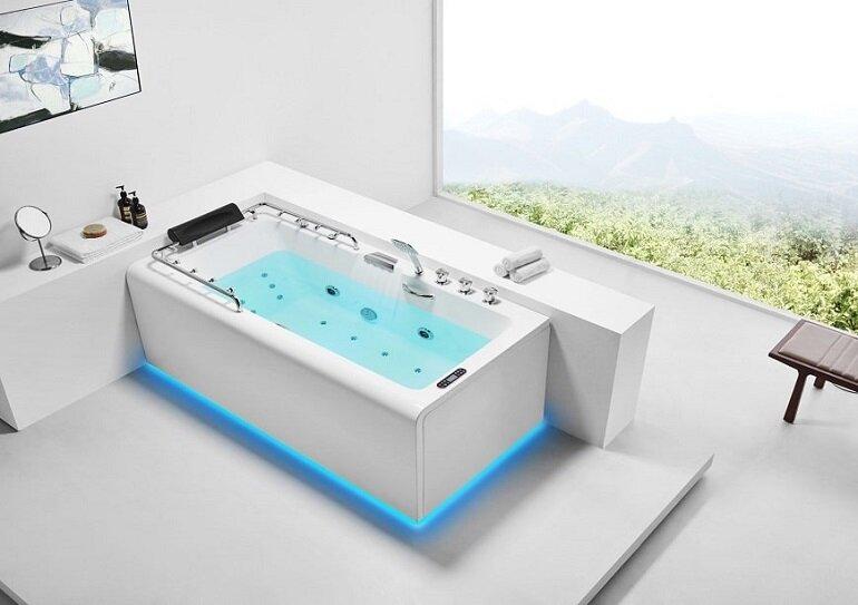 Bồn tắm ngồi mini bán chạy nhất hiện nay
