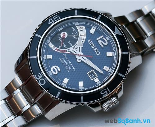 Mẫu đồng hồ Seiko Kitenic