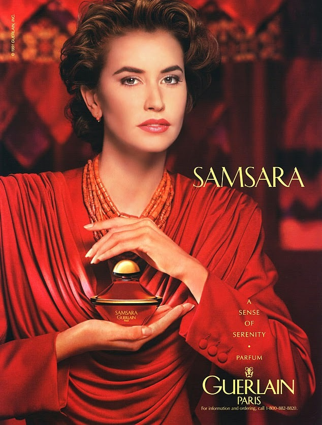 Nước hoa nữ Guerlain Samsara