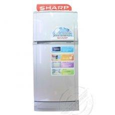 Tủ lạnh Sharp SJ-16VSL (SJ-16V-SL / SJ16VSL) - 165 lít, 2 cửa