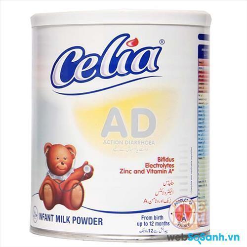 Sữa bột Celia AD