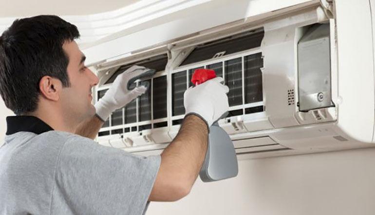 Đâu là nguyên nhân điều hoà máy lạnh bị rò rỉ nước ?