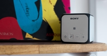 Đánh giá loa bluetooth Sony SRS-11: 'Nhỏ thó' mà âm thanh khỏi chê