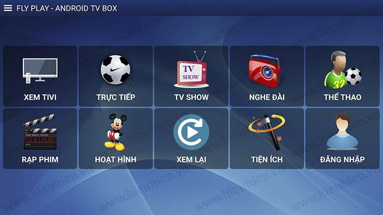 Xem bóng đá kênh K+ với 2 phần mềm miễn phí trên smart tivi