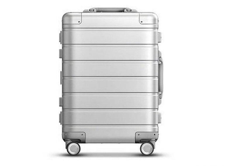 Độ bền của vali nhôm không quá cao
