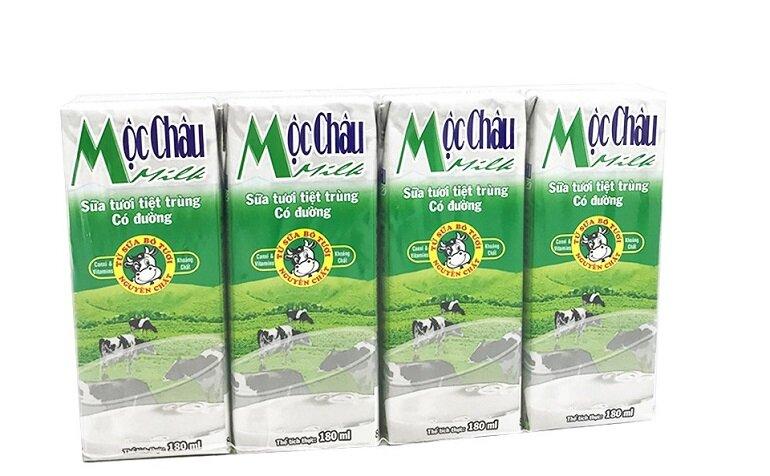 Top 5 sữa tươi tốt cho bé 3 tuổi